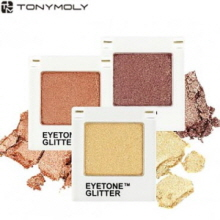 TONYMOLY Eyetone Single Shadow [Glitter] 1.7g, TONYMOLY